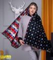 شال موهر پاییزه زمستانی دورو دخترانه مارک گوچی کد 1976
