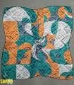 روسری پاییزه نخی قواره بزرگ کد 2479