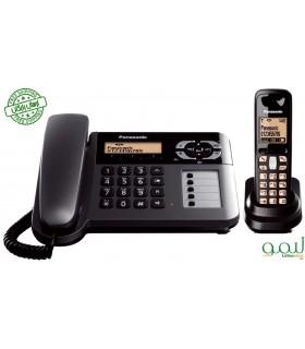 تلفن بي سيم پاناسونيک مدل Panasonic Wireless Phone KX-TG6461BX