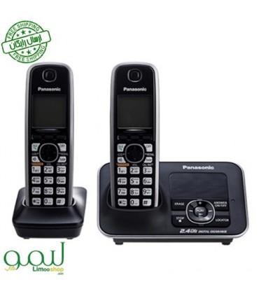 تلفن بي سيم پاناسونيک مدل Panasonic Wireless Phone KX-TG3722