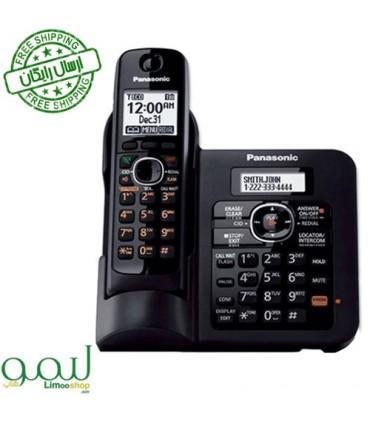تلفن بي سيم پاناسونيک مدل Panasonic Wireless Phone KX-TG3821