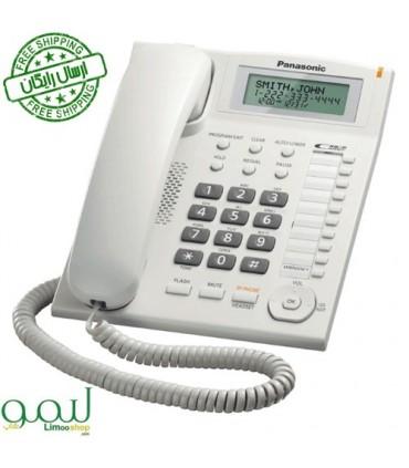 تلفن رومیزی باسیم سانترال پاناسونيک مدل Panasonic Phone KX-TS880MX