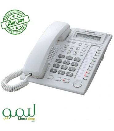 تلفن سانترال رومیزی باسیم پاناسونيک مدل Panasonic Phone KX-T7730X