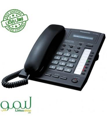 تلفن سانترال رومیزی باسیم پاناسونيک مدل Panasonic Phone KX-T7665