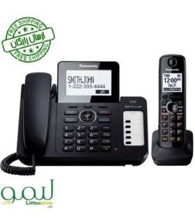 تلفن بي سيم پاناسونيک مدل Panasonic Wireless Phone KX-TG6671