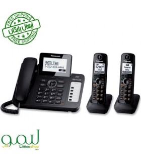 تلفن بي سيم پاناسونيک مدل Panasonic Wireless Phone KX-TG6672