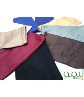 روسری ساده پاییزه لویی ویتون LV