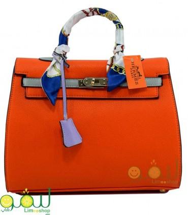 کیف مارک هرمس نارنجی