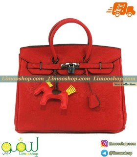 کیف هرمس قرمز