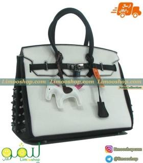 کیف هرمس سفید