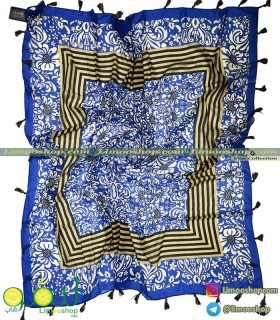 روسری نخی منگوله دار 5461