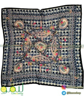 روسری ابریشم تویل