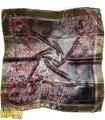 روسری ابرشیم براق