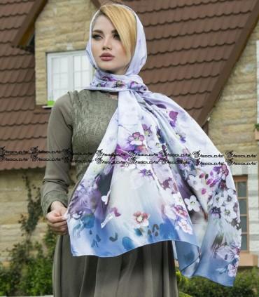 شال نخی ترک دیجیتال