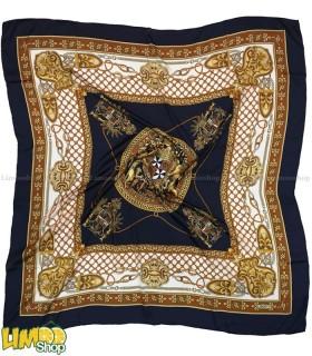 روسری مجلسی زنجیری