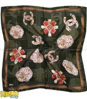 روسری مجلسی شنل