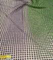 روسری سبز سفید
