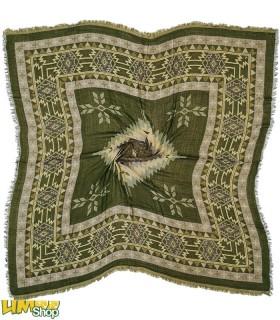 روسری سبز