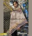 روسری پاییزه زمستانه کشمیر نخی قواره بزرگ ترک کد 1409