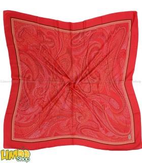 روسری قرمز نخی