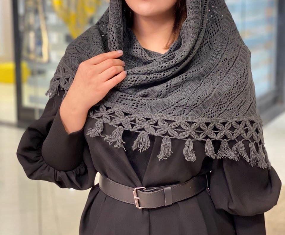 روسری زمستانه