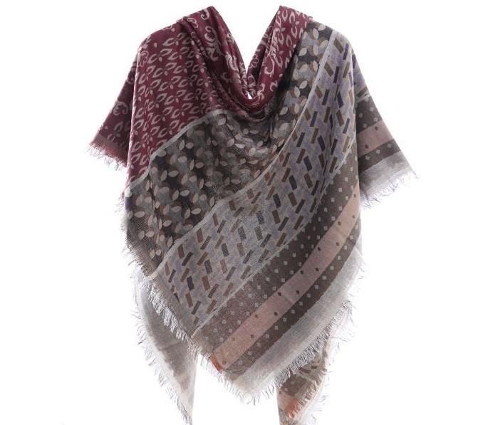 روسری پاییزی